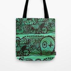 enchanted wood Tote Bag