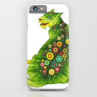 Jungle Cat iPhone 6 Slim Case