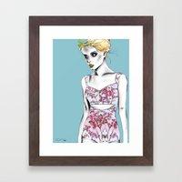 D&G Framed Art Print