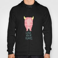 Love Your Fears Hoody