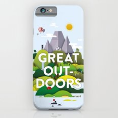 It's Great Outdoors Slim Case iPhone 6s