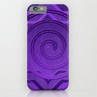 Okataar Purple Mandala iPhone 6 Slim Case