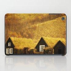 Turf Houses of Iceland iPad Case