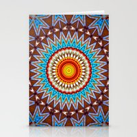 African Drums Stationery Cards