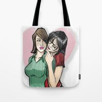Peppermints And Passions… Tote Bag