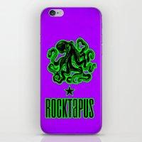 ROCTAPUS iPhone & iPod Skin