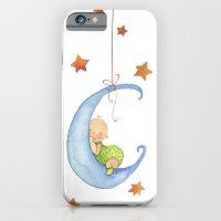 Baby moon iPhone 6 Slim Case