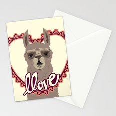 Llama Llove Stationery Cards