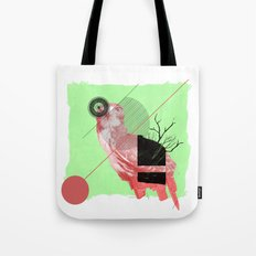 Natural Living Tote Bag
