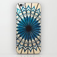 Blue orient  iPhone & iPod Skin