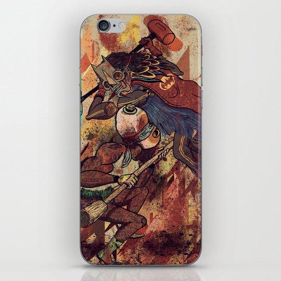 Pancanacerta iPhone & iPod Skin