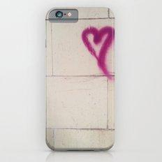Graffiti Heart Slim Case iPhone 6s