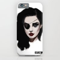 iPhone & iPod Case featuring SPACE PIRATE by The Headless Fish