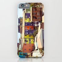 iPhone & iPod Case featuring Valparaiso by Leigh Eldridge
