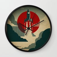 The Voyage Wall Clock