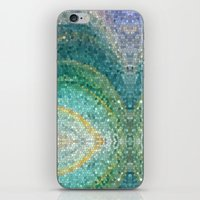 The Mermaid's Tail iPhone & iPod Skin