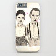Meet The Valentines iPhone 6 Slim Case