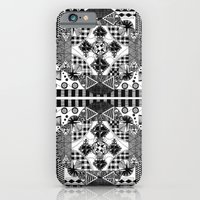 symmetry and a little bit of assymetry iPhone 6 Slim Case