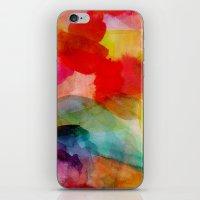 Watercolor iPhone & iPod Skin