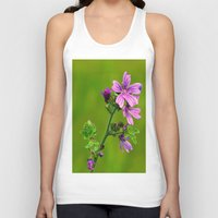 Common Mallow (Cheesewee… Unisex Tank Top