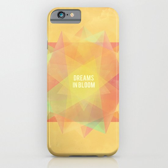 Dreams in bloom iPhone & iPod Case
