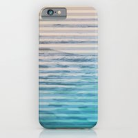 Sunrise Ocean Stripes iPhone 6 Slim Case
