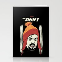 The Shiny Stationery Cards