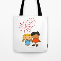 Sweet Valentine Tote Bag