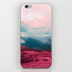 Leave Behind iPhone & iPod Skin