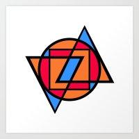 Stardust Industries Art Print