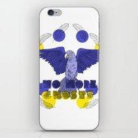 No More Ghosts - Glaucou… iPhone & iPod Skin