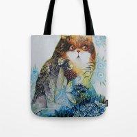 Fairy - Cat Tote Bag