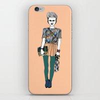 Party Doo iPhone & iPod Skin