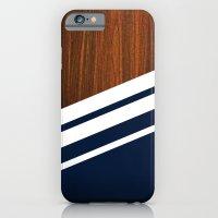 Wooden Navy iPhone 6 Slim Case
