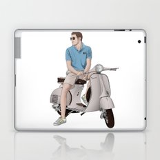 Vespa Lover Laptop & iPad Skin