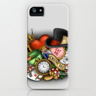 iPhone & iPod Case featuring Wonderland  by Katie Simpson A.k.a.…