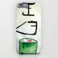 I love sushi !  iPhone 6 Slim Case