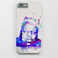 iPhone & iPod Case featuring Notorious by Fimbis