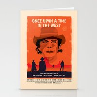 Once Upon A Time In The … Stationery Cards