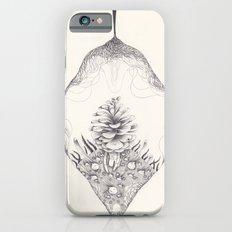 spirograph iPhone 6 Slim Case