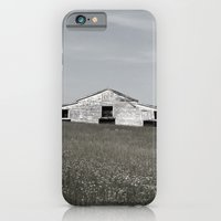 iPhone & iPod Case featuring The Barn at Tally Ho by SilverSatellite