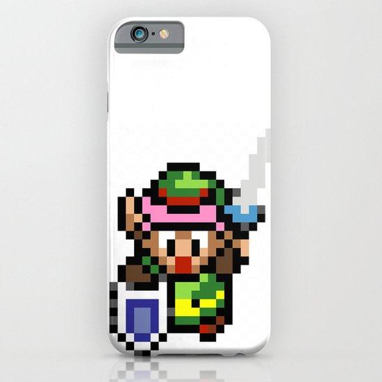 Legend of Zelda - Link iPhone & iPod Case