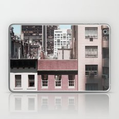 view of NYC from a MoMa window... Laptop & iPad Skin