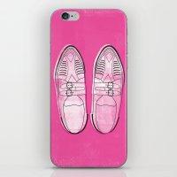 I Heart Ducky iPhone & iPod Skin