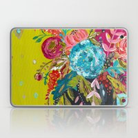 Bouquet Series No. 3 By … Laptop & iPad Skin