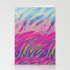 Vibrant Watercolor Stationery Cards