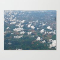 British Pastures Canvas Print