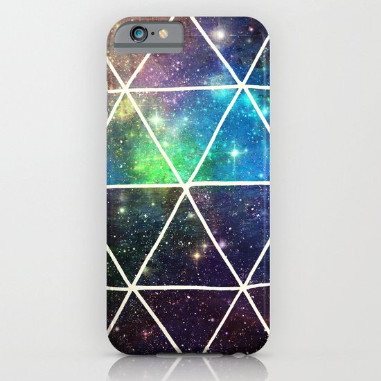 Space Geodesic iPhone & iPod Case
