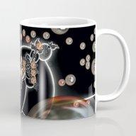 Rustic Pearls Mug