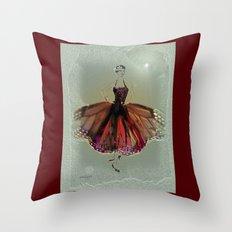 DANCER - A star is born Throw Pillow
